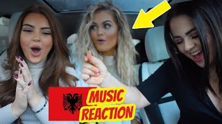 ALBANIAN MUSIC REACTION | Tayna, Noizy, Capital T Ft Majk, Kida, Mozzik, Rina Ft Adelina