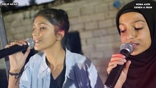 Kürt kızların okuduğu Şarkı herkesi büyüledi 2018 yeni Irtbat: 05356130622