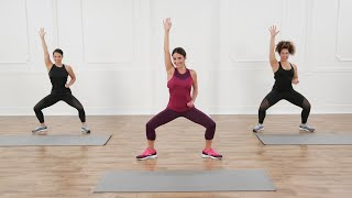 10-Minute, Low-Impact Cardio Workout That Burns Major Calories