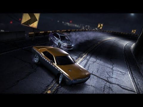 Need For Speed (NFS) Carbon: Exploring San Juan + Mystery City view.