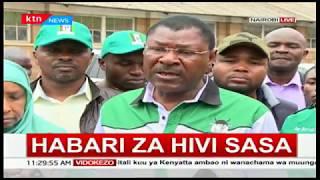 Wetangula aahidi Ford Kenya itafanya kampeni ya kihistoria Kibra