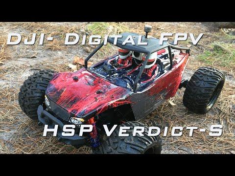 HSP Verdict -S / DJI Digital FPV - Wild Wood