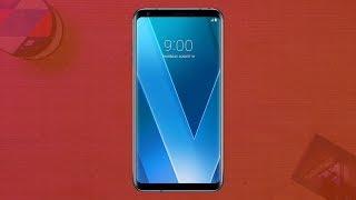 Обзор LG V30+  лучший из LG?