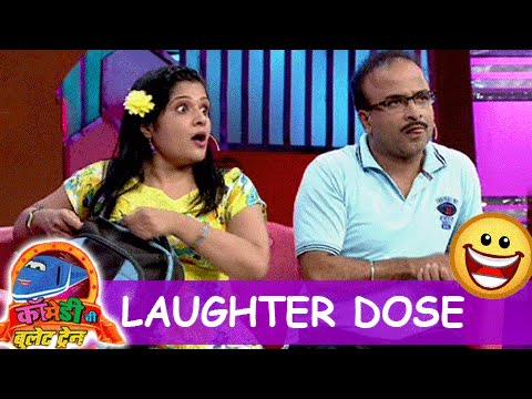 Comedy Chi Bullet Train | Latest Episode | Colors Marathi | Anshuman Vichare