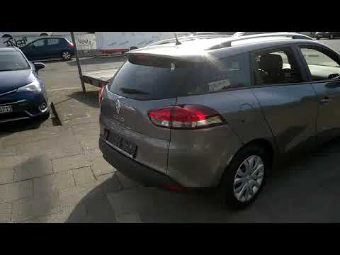 Video Renault Clio VI GT Klima Navi PDC Tempomat EU 6 GARANTIE