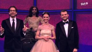 Conchita Wurst wins Eurovision Song Contest 2014 [full-HD]
