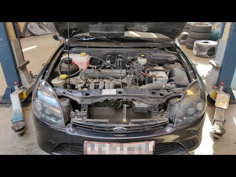 Ford Puma. How to change any light in front.