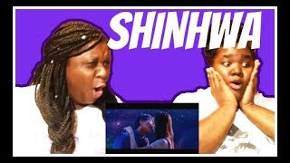 SHINHWA   Kiss Me Like That MV Reaction!