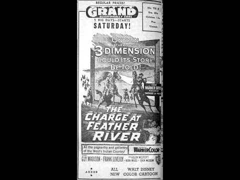 'The Charge at Feather River' theme - Max Steiner - 1953