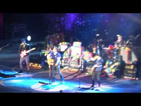 Coldplay - Birds - Allianz Parque 2016