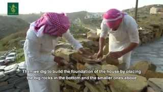 preview picture of video 'حرف وصناعات يدوية - منطقة الباحة, السعودية/ Saudi Handicrafts – Al Bahah'