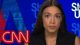 Ocasio-Cortez: Puerto Ricans treated like second-class citizens