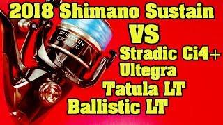 Shimano sustain 2500