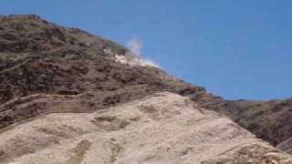 preview picture of video '120mm mortar fire in Chowkay Valley, Afghanistan'