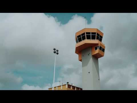 Curacao International Airport message 2019