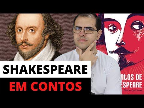Contos de Shakespeare, por Charles e Mary Lamb - Resenha das adaptações de peças | Ronaldo Junior
