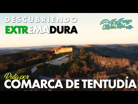 Tentudía, una comarca para detener tus días | Descubriendo Extremadura En Furgo
