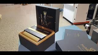 DLM 4 0 Box Rigid Box Luxury Packaging