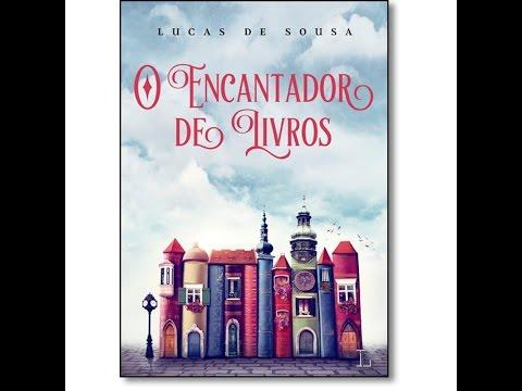 LANÇAMENTO DO ENCANTADOR DE LIVROS (2016)