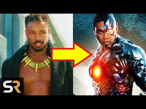 5 Marvel Actors Who Almost Starred In DC Movies