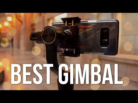 BEST Cheap Smartphone Gimbal 2018!