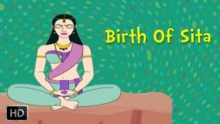 Sita - Birth Of Sita - Mythological Stories for Children