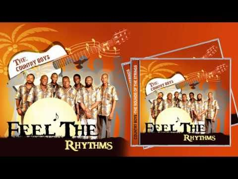 The Country Boys - Feel The Rhythms Album Advert.