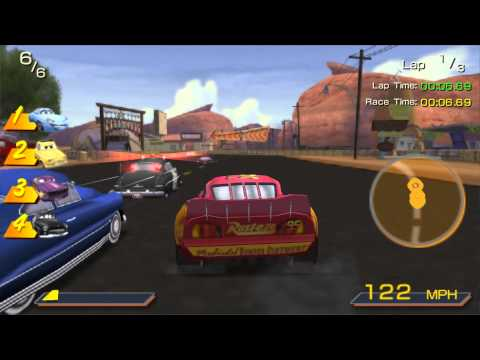 PPSSPP Emulator 0.9.8 | Cars [1080p HD] | Sony PSP