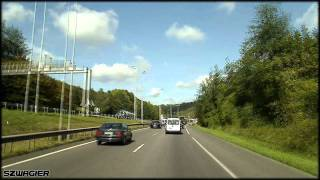 preview picture of video '291 - France. N28 E402 - Rouen - Isneauville [HD]'
