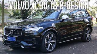 Avaliação: Volvo XC90 T8 R-Design (Híbrido Plug-in