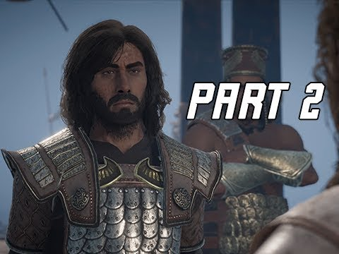ASSASSIN'S CREED ODYSSEY BLOODLINE Walkthrough Part 2 (Episode 3 Legacy of the First Blade)