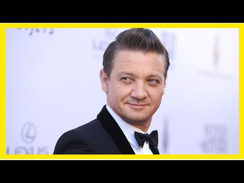 Breaking News | Jeremy Renner Was Shockingly Casual About Breaking Both Arms Right Before Infinity