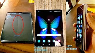 Samsung Galaxy Fold Real World Hands On!