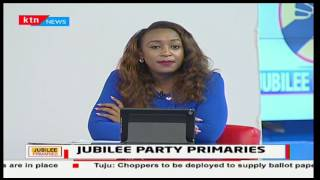Raphael Tuju: We have a controlled process and back-up measures