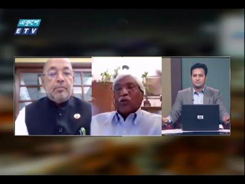 Ekusher Raat || একুশের রাত || মুজিববর্ষে অঙ্গীকার করি, সোনার বাংলা সবুজ করি ||05 June 2021 || ETV Talk Show