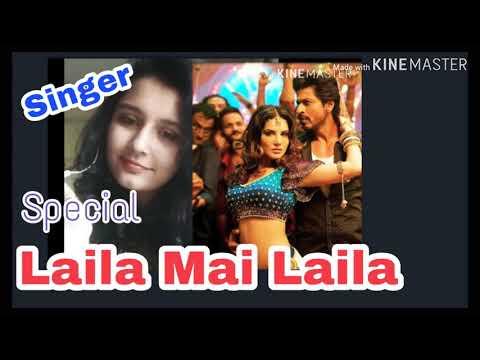 Laila Main Laila : Special Song tribute to SRK & Sunny Leone   Raees