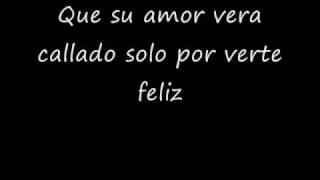 Ni contigo ni sin ti. Pepe Aguilar Letra..