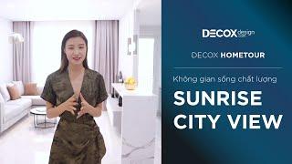 [Decox Home Tour] Thiết kế nội thất căn hộ chung cư Sunrise City...