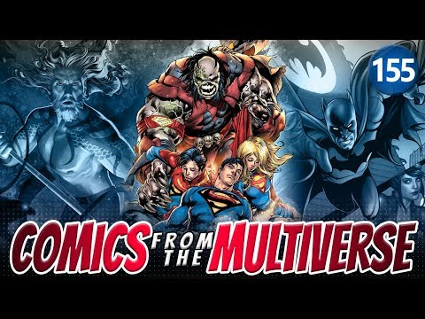 Comics From The Multiverse #155: The Broken Bat (DC Comics Podcast)