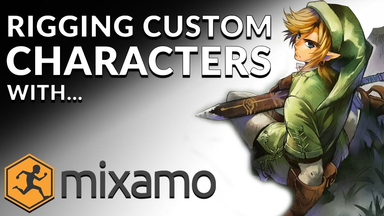 Adobe Mixamo Character Animation + Unreal Engine 4 Import - 2019 Edition