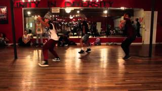 "CHRIS BROWN x ""Ain't No Way"" x Kenya Clay Choreography"