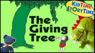 The Giving Tree 🌳Kids Books Read Aloud