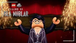 LEGO Jurassic World: Legend of Isla Nublar | Trailer 2