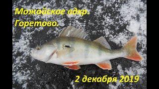 Рыбалка на можайском водохранилище 2019