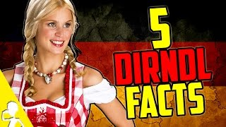 5 Oktoberfest Dirndl Facts You Need To Know About Before You Die   Get Germanized /w VlogDave