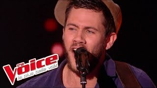 Bob Marley – Redemption Song | Thomas Kahn | The Voice France 2015 | Blind Audition