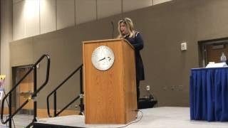 City of Robstown: Mayor Mandy Barrera  Women in Leadership