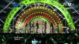 Do You Like That + Lucky Guy - Kim Hyun Joong - Mcountdown [Oct 20th, 2011]