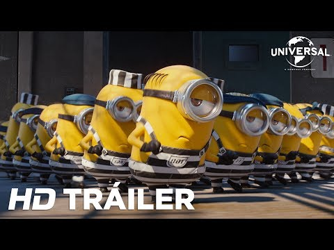 Trailer Gru 3. Mi villano favorito