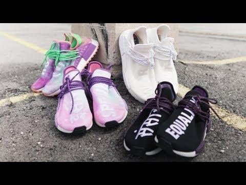 size 40 8051c fd71b pharrell-x-adidas-hu-holi-powder-dye-videos